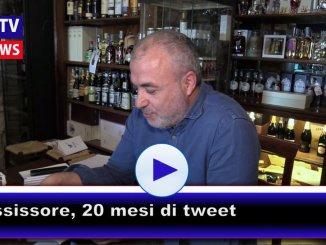 Presentato #Assissore, 20 mesi di tweet, l'Instabook di Eugenio Guarducci