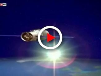 Rientrata sulla Terra stazione spaziale cinese, nessun danno