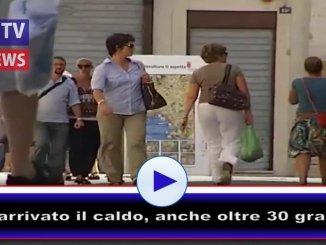 In Umbria è arrivato il caldo, anche punte di 30 gradi in alcune zone