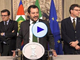 Governo, Luigi Di Maio, 'Giuseppe Conte premier di governo politico'