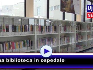 Inaugurata la nuova biblioteca dell'ospedale di Perugia
