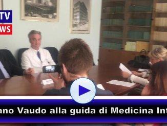 Ospedale di Terni, il professor Gaetano Vaudo alla guida di Medicina Interna