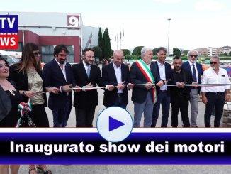 Show deimotori a UmbriaFiere fino a domenica 27 maggio