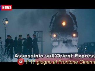 Assassinio sull'Orient Express domenica 17 giugno al Frontone Cinema