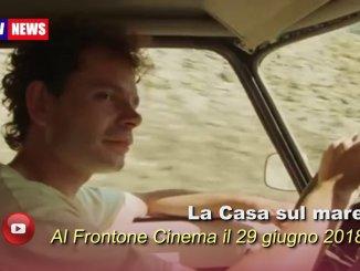La casa sul Mare al Frontone Cinema all'aperto di Perugia