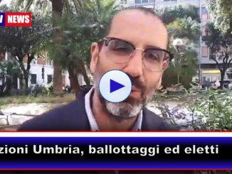 Elezioni amministrative Umbria, sindaci eletti e ballottaggio