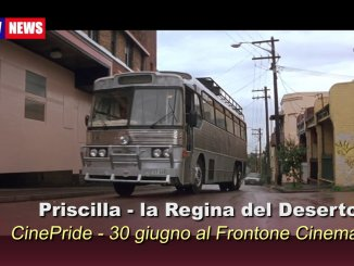 Priscilla – la Regina del Deserto al Frontone Cinema