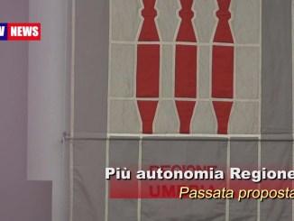 Passa la proposta più autonomia per la regione Umbria
