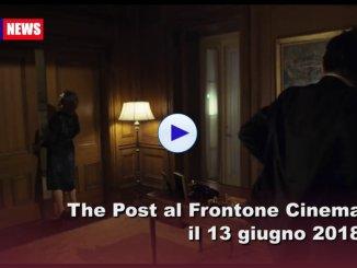 The Post a Perugia, al Cinema all'aperto del Frontone