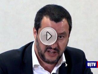 Migranti, il ministro Salvini, stretta su asilo, circolare a Prefetti