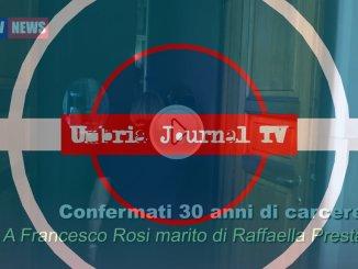 Telegiornale dell'Umbria dell'11 luglio 2018, Umbria Journal TV