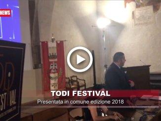 Presentato alla Città il programma dell'edizione 2018 di Todi Festival