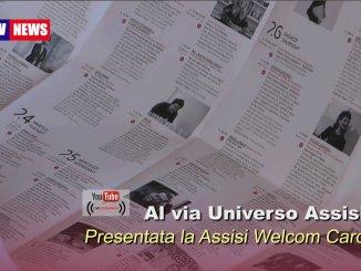 Universo Assisi, al via dal 21 luglio, presentata la card gratuita per chi viene in città