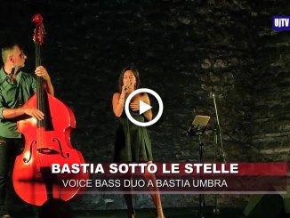 VoiceBassDuo, a Bastia Umbria attimi di purezza, raffinatezza ed eleganza
