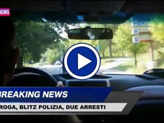 Blitz antidroga della polizia a Perugia, due stranieri in manette