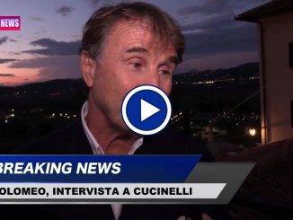 Solomeo, il borgo dello spirito, intervista video a Brunello Cucinelli