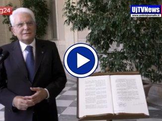 Mattarella: la Costituzione chiede conti pubblici in ordine