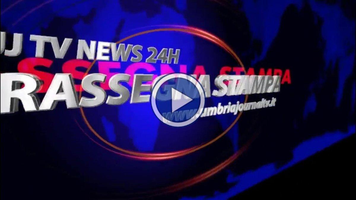 Ast non si vende, video Rassegna stampa dell'Umbria del 9 settembre 2018