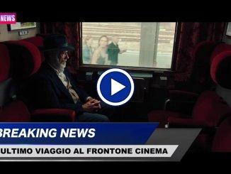 Film, l'ultimo viaggio domenica al Frontone Cinema