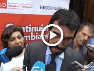 """Martina contro Salvini """"Ci serve un Europa più sociale"""" VIDEO"""