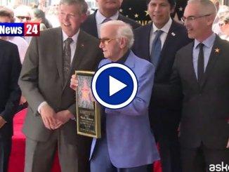 Addio Charles Aznavour, video, grande chansonnier aveva 94 anni