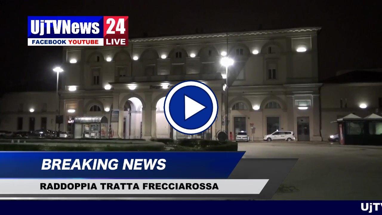 Frecciarossa Perugia-Milano si pensa al raddoppio