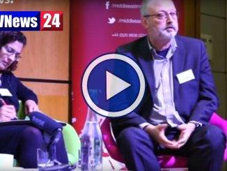 Caso Kashoggi video, grande attenzione da parte di Trump e dal mondo