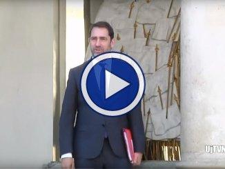 Macron sceglie un fedelissimo agli Interni video di Christophe Castaner