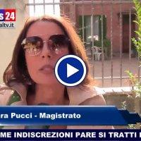 Sparatoria Ponte Felcino, morto ladro, intervista video al magistrato Mara Pucci
