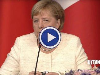 Germania, video di Angela Merkel, mio ultimo mandato come Cancelliera