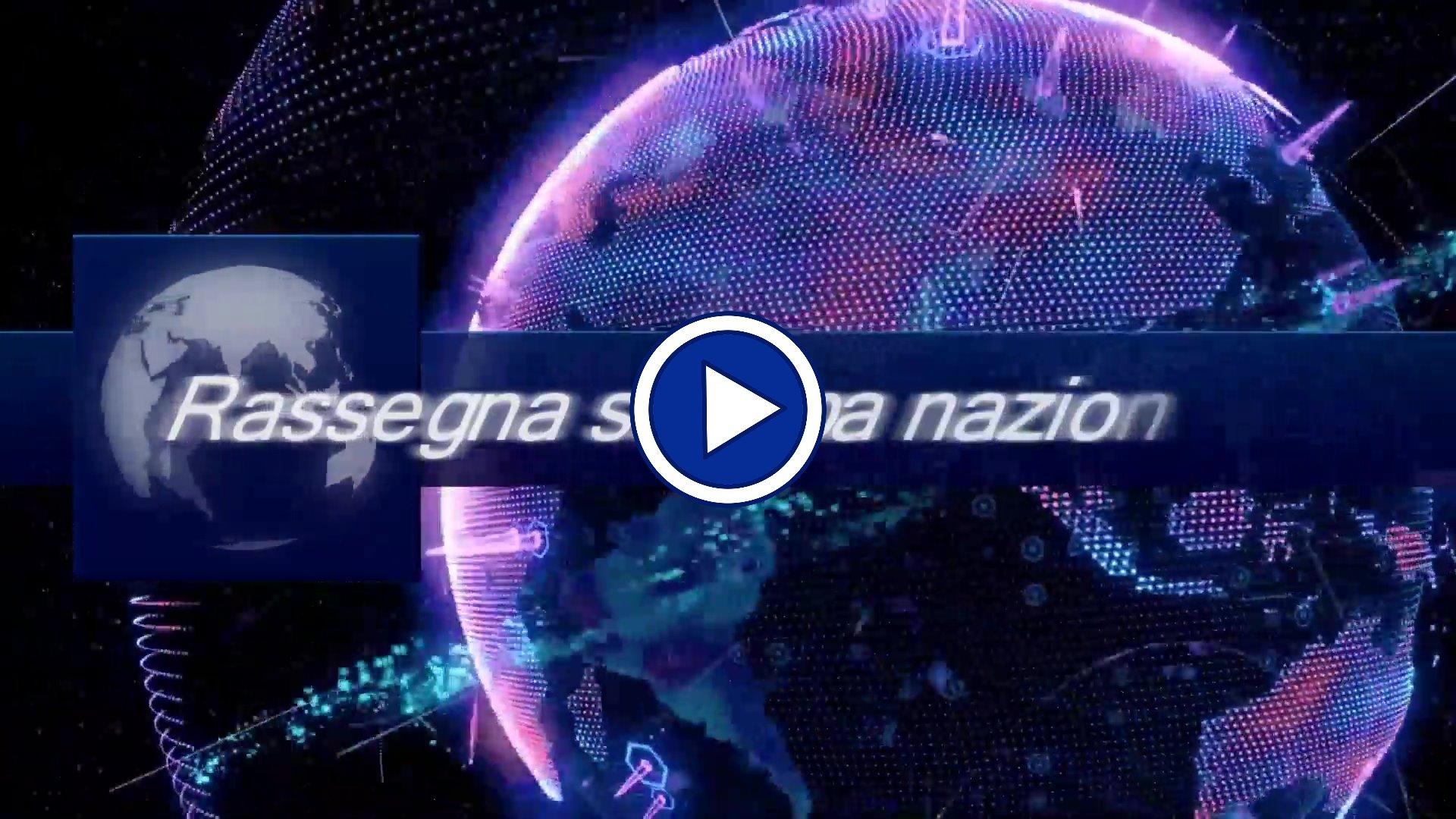 La video rassegna stampa nazionale di Umbria Journal TV di martedì 23 ottobre 2018