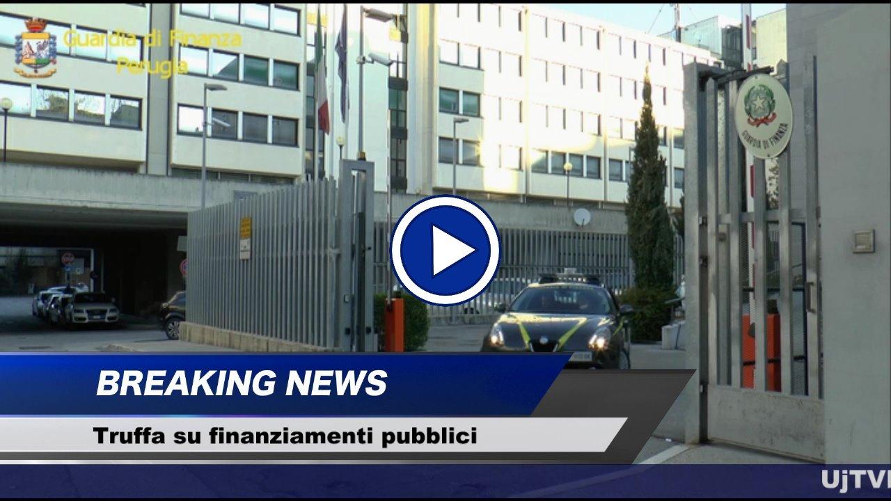 Truffa su finanziamenti pubblici per ricostruzione terremoto 1997 a Foligno