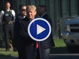 Trump in video ribadisce la linea dura sull'uscita dai trattati nucleari