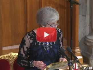 Brexit, fra Ue e Londra raggiunto accordo tecnico, video intervento Theresa May