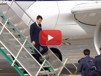 L'Italia non è un rischio, lo ha detto il presidente Conte, video a Buenos Aires