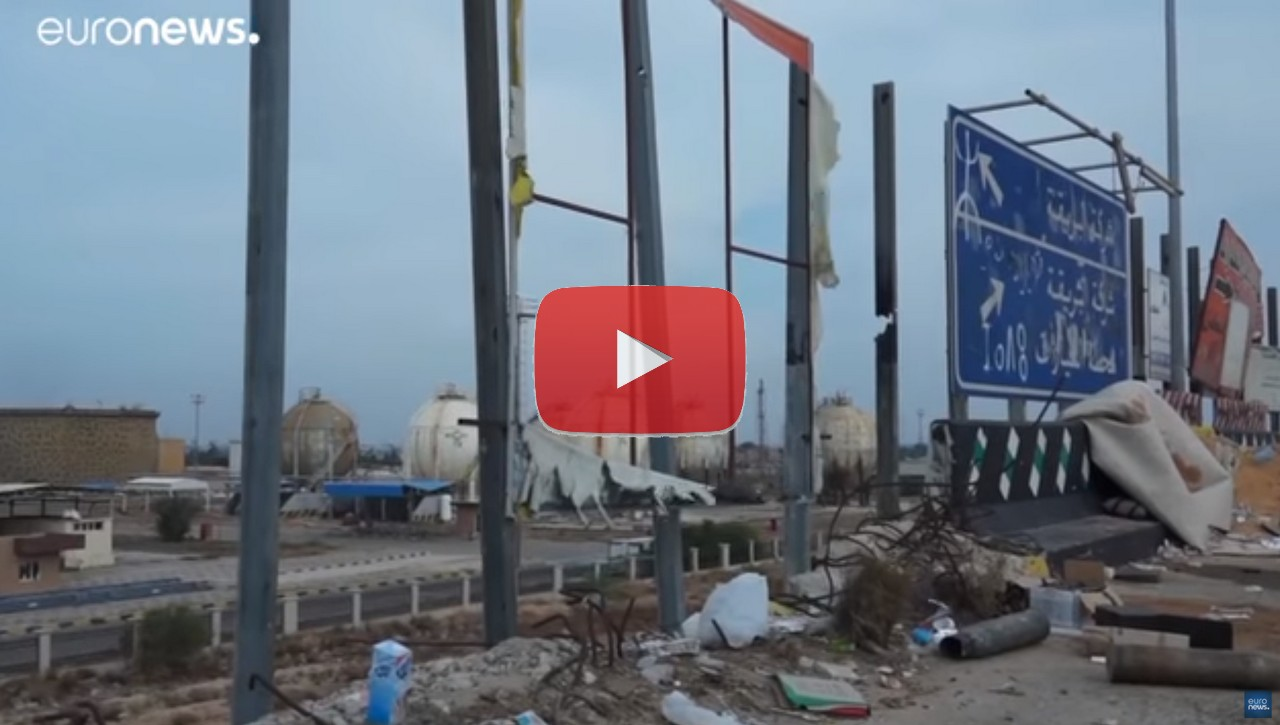 Libia, nuova escalation di violenza, video, all'indomani del summit