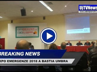 Inaugurata Expo Emergenze 2018 a Umbriafiere, il video
