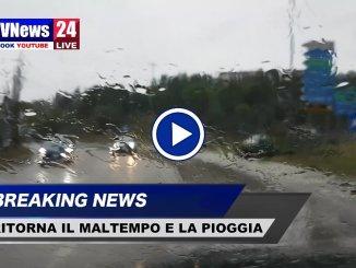 Ritorna il maltempo in Umbria e anche la pioggia battente, video Titolo del sito Titolo Categoria primaria Separatore