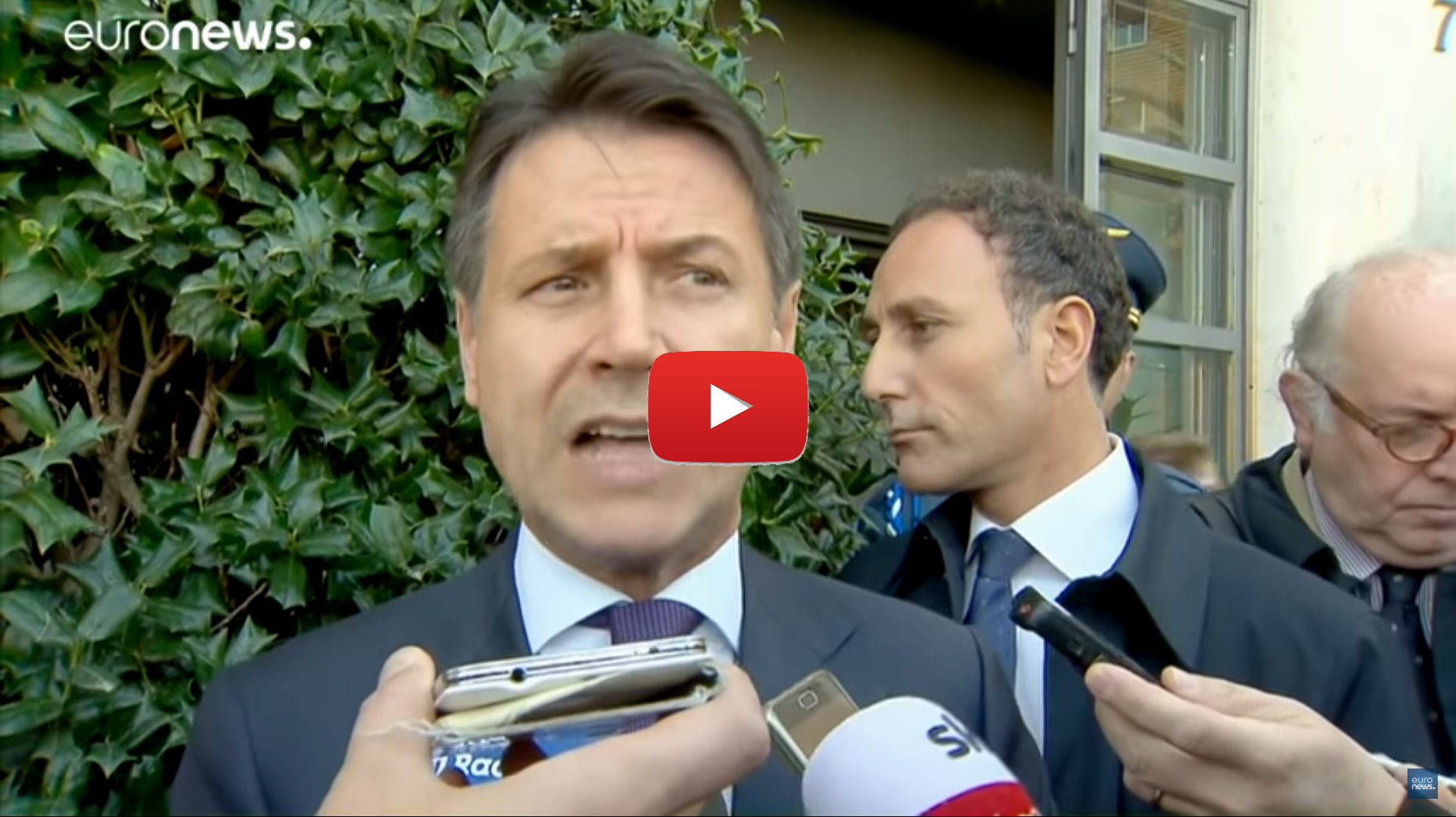 """Presidente Conte, """"La Manovra è solida ed efficace"""""""