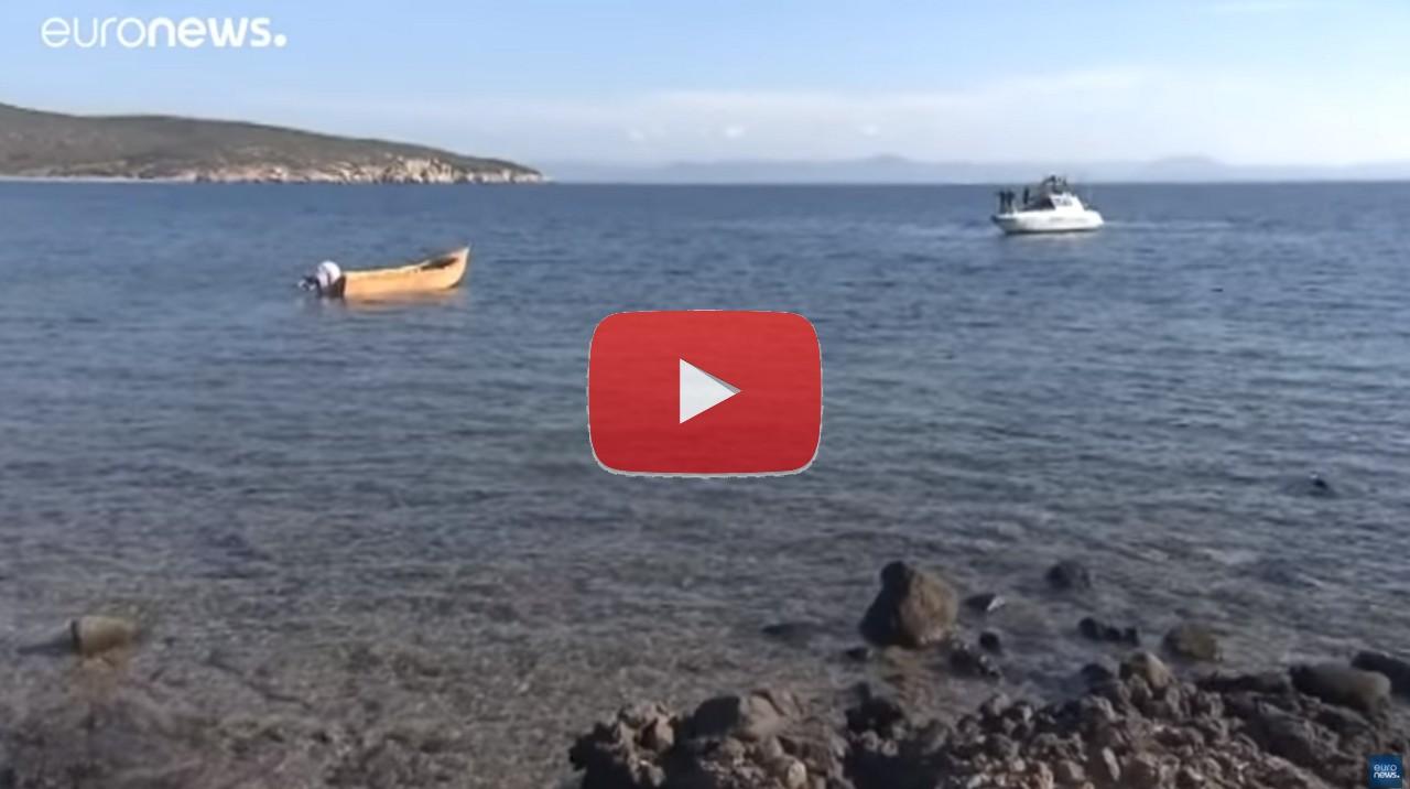 Due morti a largo delle coste della Sardegna, video, sono due algerini