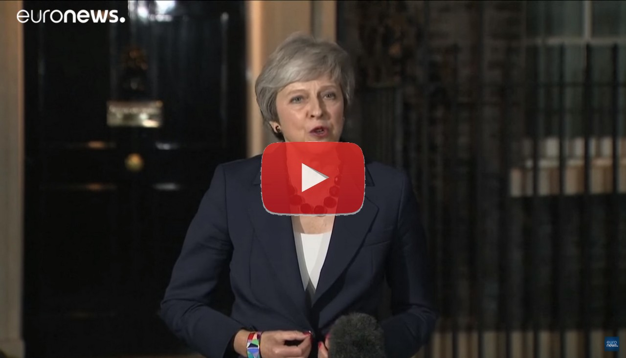 Theresa May strappa un sì al Governo su Brexit, il video