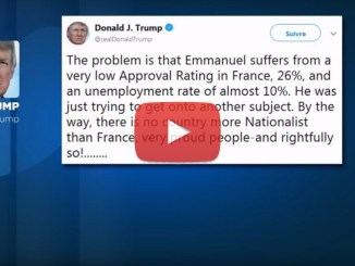 Trump-Macron, amicizia finita video dei tweet ad alta tensione