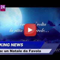 Un Natale da Favola, c'è ancora tanto da vivere a Perugia, il video dei sogni