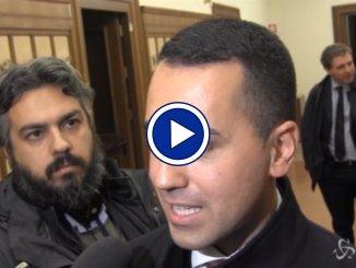 """Manovra, Di Maio: """"Nessuna retromarcia, portiamo avanti i nostri grandi temi"""""""