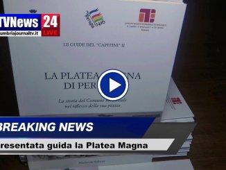 """Perugia 1416, guida """"Platea Magna"""", la storia del comune perugino, il video"""