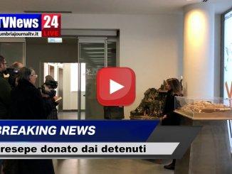 Donazione Presepe di Palazzo Grossi, sindaco ringrazia direttrice carcere