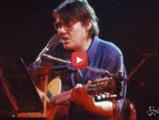 Vent'anni senza Fabrizio De André, l'11 gennaio 1999 moriva il cantautore