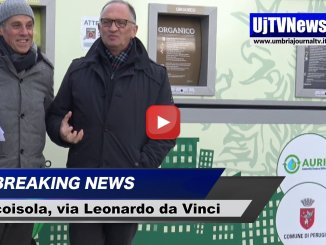 Inaugurata in Via Leonardo Da Vinci l'ultima Ecoisola, video