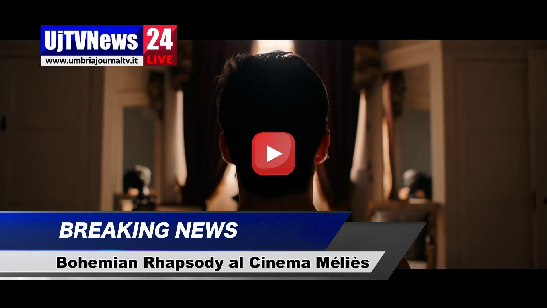 Bohemian Rhapsody, fino al 21 gennaio al Cinema Méliès