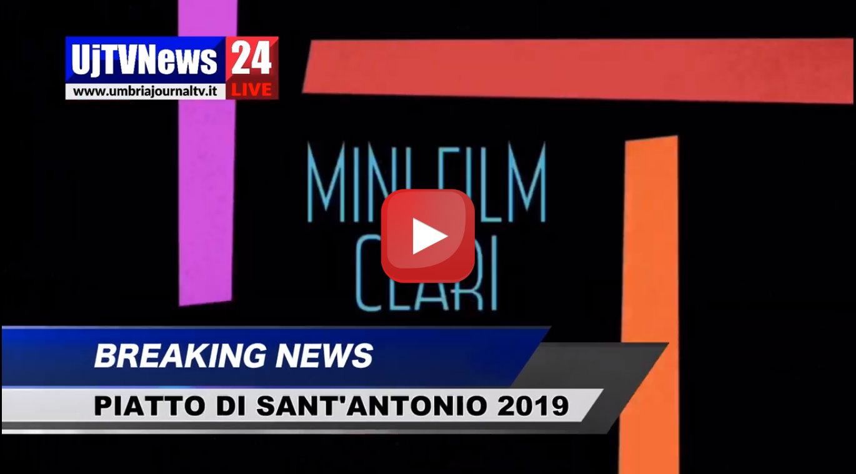 Sant'Antonio Abate, la grande Festa di Santa Maria degli Angeli VIDEO